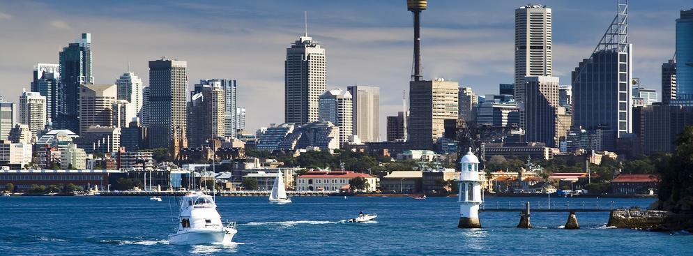 Australia - kraj, który jest na końcu świata, ale z jakichś powodów uważa obecnie, że jest na tej samej scenie, co tacy jak USA czy Wielka Brytania.