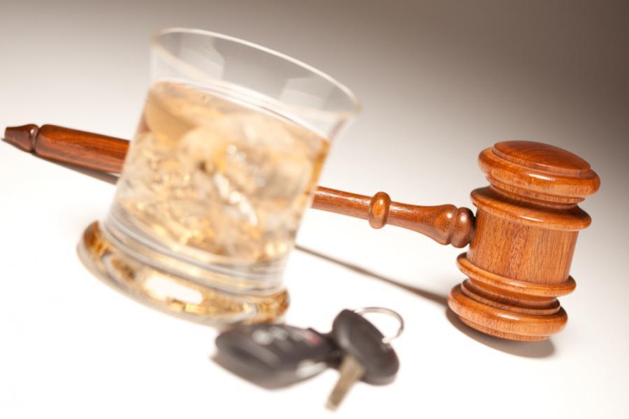 Wymiar sprawiedliwości, alkohol