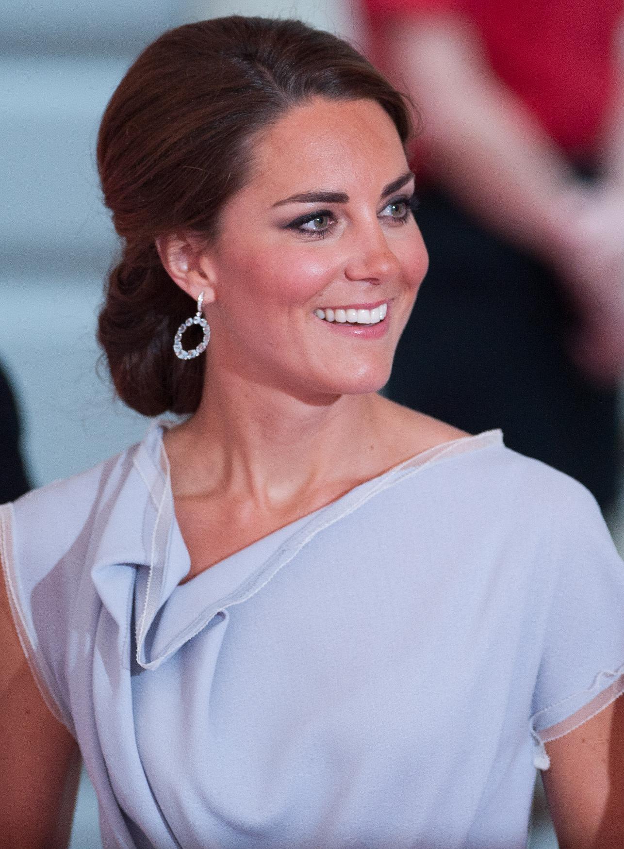 Kate Middleton, księżna Cambridge - najlepiej ubrana kobieta świata