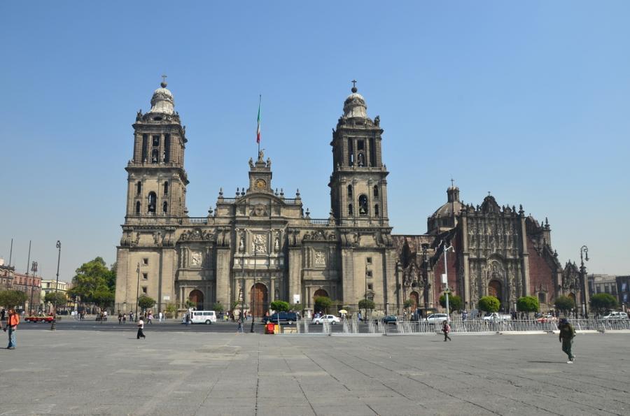 Meksyk, Zocalo