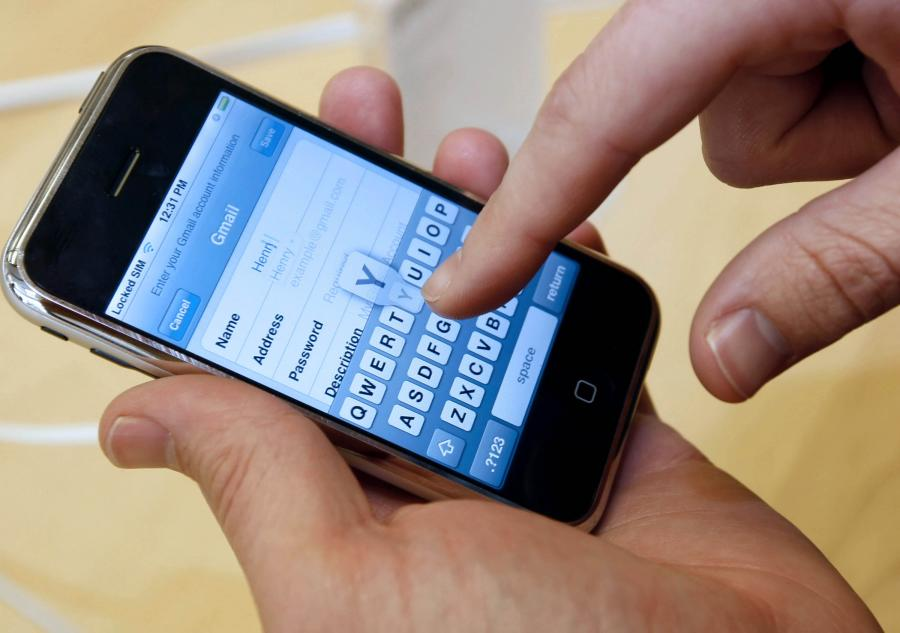 iPhone I generacji